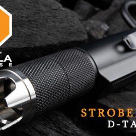 Strobeforce D-TAC 750X Tactical Flashlight