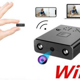 ZTour Mini Spy Hidden Camera