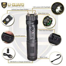Zap Light Extreme Taser Flashlight Stun Gun