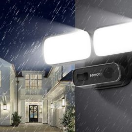 BOMOO Floodlight Outdoor Camera with WiFi