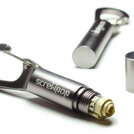 Screwpop Travel Stash Multitool Carabiner