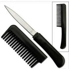 Self Defense Comb Knife