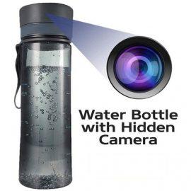 TUCKER Bottle Cap Hidden Camera