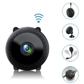 Mini WiFi Security Camera with Night Vision