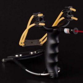 Tekto Tactical Slingshot W71 + Laser