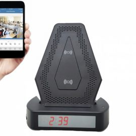 Streetwise Wireless Phone Charger with WiFi DVR