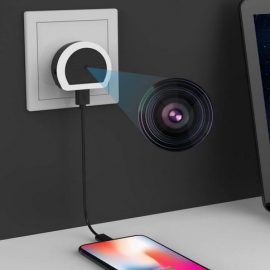 1080P Hidden Camera Charger