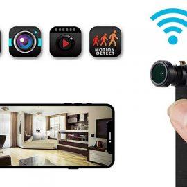 Hidden IP 4K Cam with App