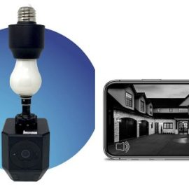 W.A.T.C.H. Smart Lantern Cam with App