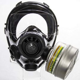 Mestel Safety Full-face Gas Mask