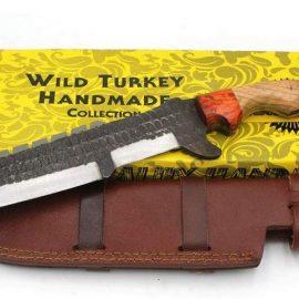 Wild Turkey Full Tag Tracker Knife