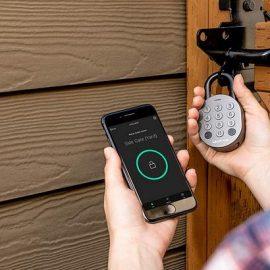 Igloohome App Smart Padlock