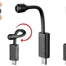 FUNSCAM 1080P USB Hidden Camera