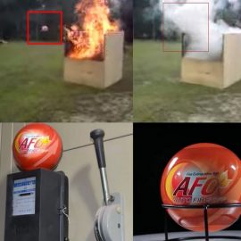 ABC Fire Extinguisher Ball