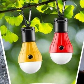 FLY2SKY Portable Tent Lamp
