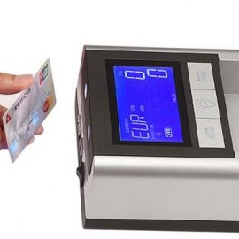EC500 Counterfeit Money Detector