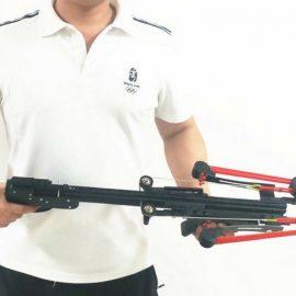 DIY Semiautomatic Slingshot