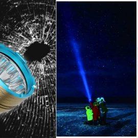 GiareBeam Tactical Flashlight