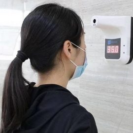 TMT3 Industrial Hands-free Body Thermometer