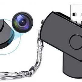 Hidden USB Flash Drive Camera
