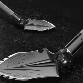 Wolfthorn Hunter Tactical Shovel