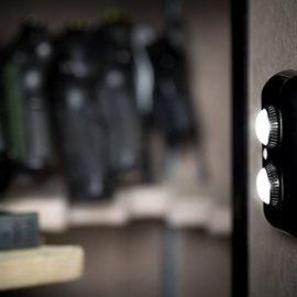 ILLUMISAFE Gun Safe Light with PIR Motion Sensor