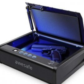 awesafe Biometric Gun Safe