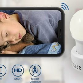 MAC-NL1 WiFi Nanny Cam Night Light