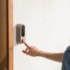 Nooie Wireless Doorbell Camera