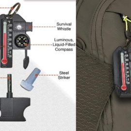 Outsider 4-in-1 Survival Multi-Tool