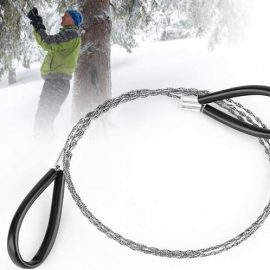 Rehomy Pocket Steel Wire Saw for Hunters, Hikers