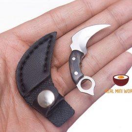 Tiny Tactical Claw Karambit Knife