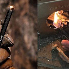 überleben Tindår Fire Starter + Bellows