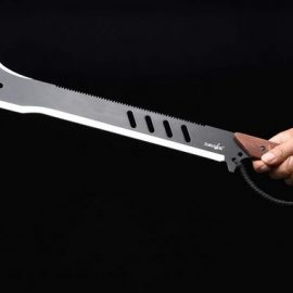 25″ Outdoor Knife-Saw Hunting Knife
