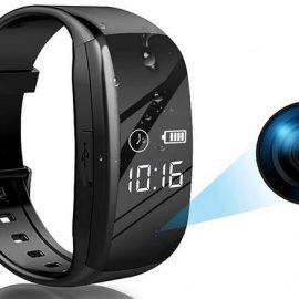 Binrrio Hidden Camera Smartwatch