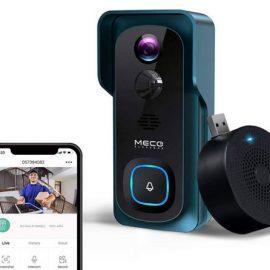 MECO 1080p WiFi Doorbell Camera