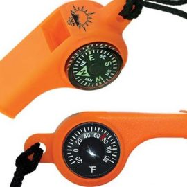 Sun Company TripleWhistle Survival Whistle