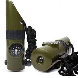N/H 7 in 1 Multi-Function Whistle
