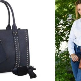 Jessie & James Concealed Carry Top Handle Handbag