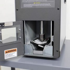SEM 0101 Automatic Hard Drive Crusher