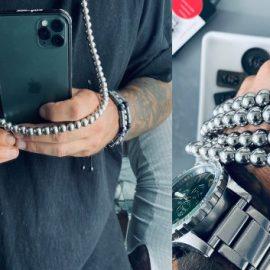 MONSTER XXXL Balls Chain for Self Defense