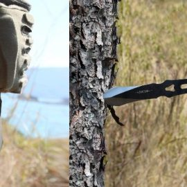 JXE JXO 8in Tactical Knife