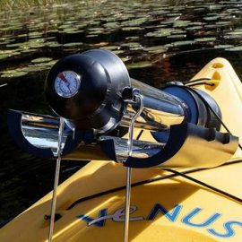 Solar Kettle with Temperature Gauge
