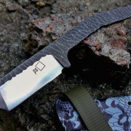 Stick Handmade Skeleton Neck Knife