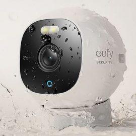 eufy Solo OutdoorCam C2 Mini Security Camera