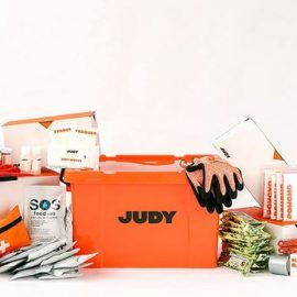 JUDY The Safe Shelter-In-Place Emergency Kit