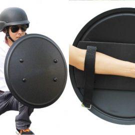 Shindn Round Aluminum Alloy Protective Shield